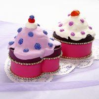 Leckere Kuchenschachteln