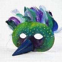 Maske für den König der Vögel
