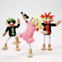 Flexi-Figuren mit Silk Clay
