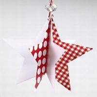 Stern aus Vivi Gade Design Papier