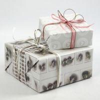Geschenkverpackung mit Vivi Gade Design-Papier (Skagen Serie)