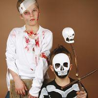 Verkleidungen für ein Halloween - Rollenspiel